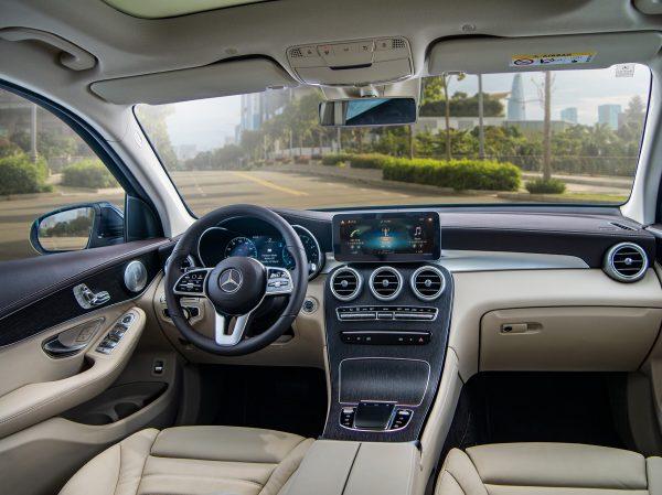 Mercedes GLC 300 4Matic 2021