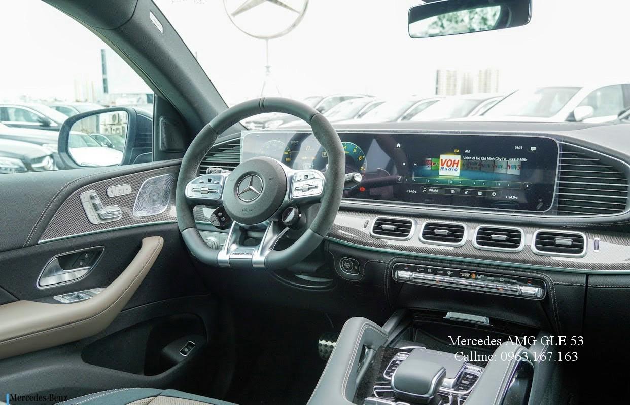 Mercedes-Benz AMG GLE 53 4Matic 2021